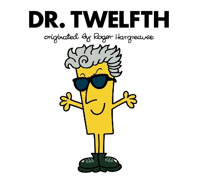 Doctor Who: Dr. Twelfth (Roger Hargreaves) - Adam Hargreaves