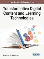 Handbook of Research on Transformative Digital Content and Learning Technologies - Jared Keengwe Prince Hycy Bull