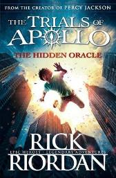 The hidden oracle - Rick Riordan