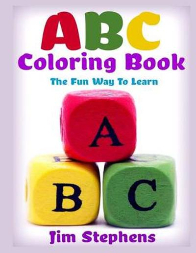 ABC Coloring Book - Jim Stephens