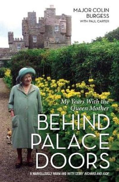 Behind Palace Doors - Colin Burgess