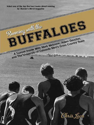 Running With the Buffaloes - Chris Lear