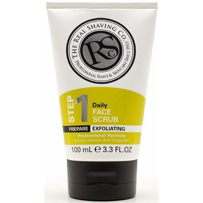 Step 1 Daily Face Scrub - The Real Shaving Company
