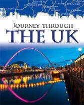 Journey Through: The UK - Anita Ganeri