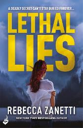 Lethal Lies: Blood Brothers Book 2 - Rebecca Zanetti