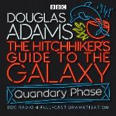 The Hitchhiker's Guide To The Galaxy - Douglas Adams Full Cast Geoffrey McGivern Mark Wing-Davey Peter Jones Stephen Moore Susan Sheridan Simon Jones