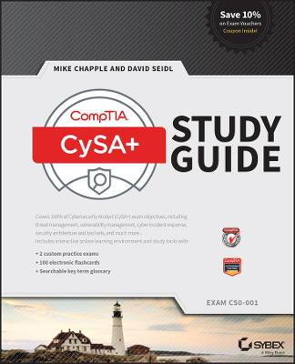CompTIA CySA+ Study Guide - Mike Chapple