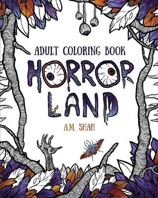 Adult Coloring Book - A M Shah