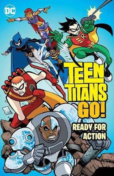 Teen Titans Go! Ready For Action - Various