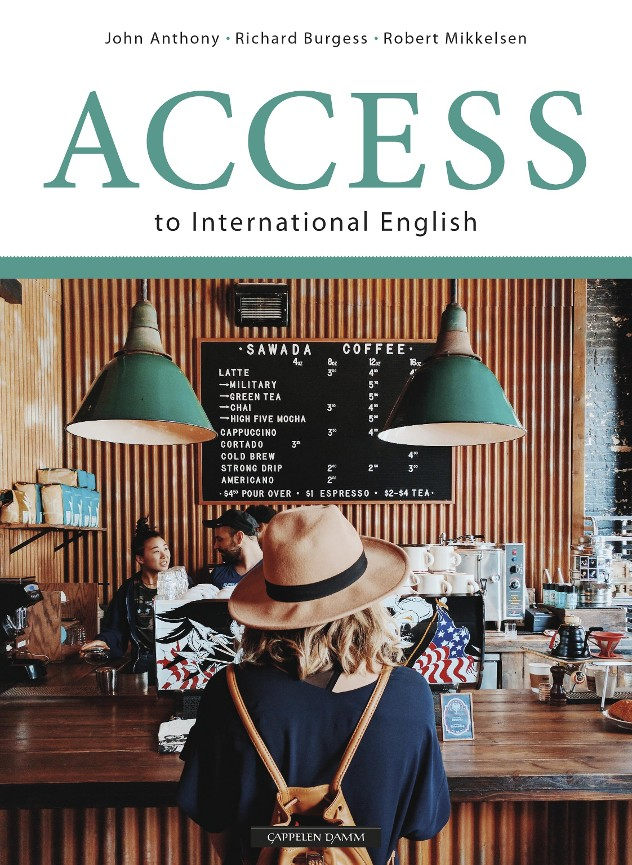 Access to international English - John Anthony