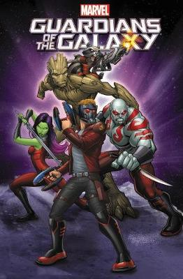 Marvel Universe Guardians Of The Galaxy - Joe Caramagna