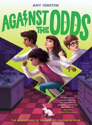 Against the Odds (The Odds Series #2) - Amy Ignatow