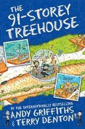 The 91-storey treehouse - Andy Griffiths