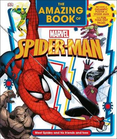 The Amazing Book of Marvel Spider-Man - DK