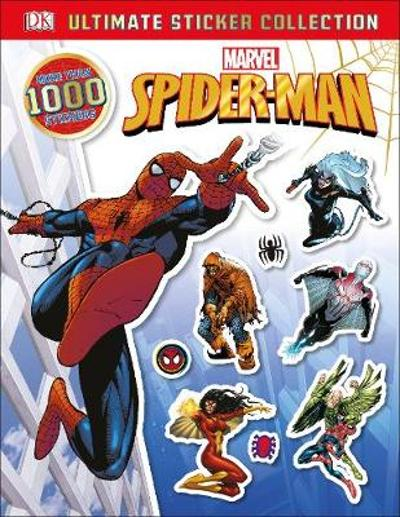 Marvel Spider-Man Ultimate Sticker Collection - DK
