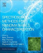 Spectroscopic Methods for Nanomaterials Characterization - Sabu Thomas Raju Thomas Ajesh K Zachariah Raghvendra Kumar