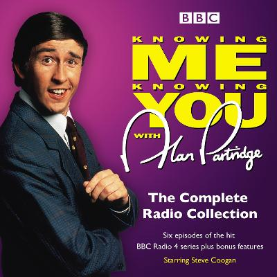 Knowing Me Knowing You With Alan Partridge - Patrick Marber