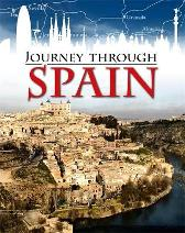Journey Through: Spain - Anita Ganeri