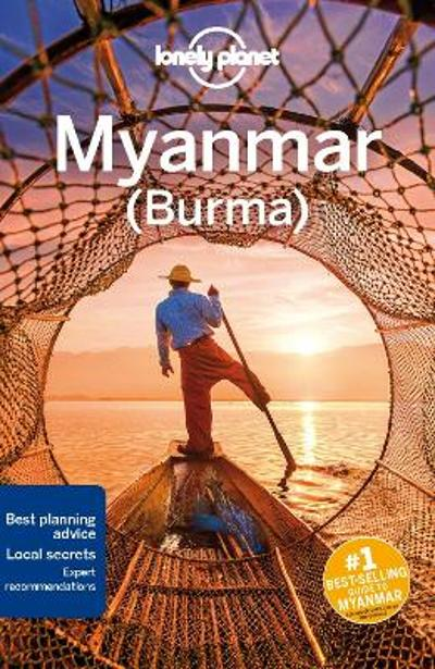 Myanmar (Burma) - Simon Richmond