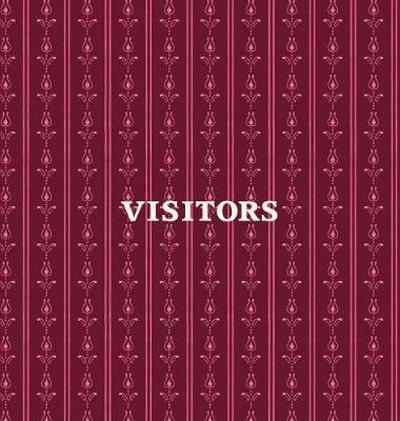 Visitors Book, Guest Book, Visitor Record Book, Guest Sign in Book, Visitor Guest Book - Angelis Publications
