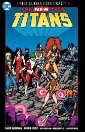 New Teen Titans The Judas Contract New Edition - Marv Wolfman George Perez