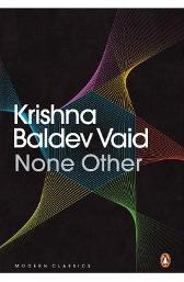 None Other - Krishna Baldev Vaid