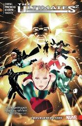 Ultimates 2 Vol. 1: Troubleshooters - Al Ewing Travel Foreman