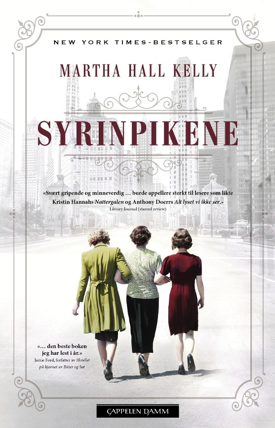 Syrinpikene - Martha Hall Kelly
