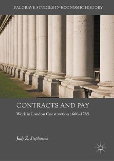 Contracts and Pay - Judy Stephenson