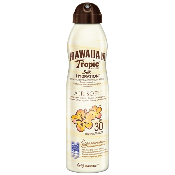 Silk Hydration Air Soft Spray SPF 30 - Hawaiian Tropic