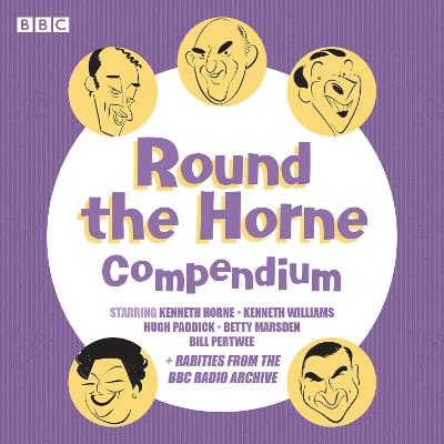Round the Horne Compendium - Barry Took