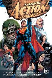Superman Action Comics Vol. 1 & 2 - Dan Jurgens