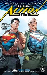 Superman Action Comics Vol. 3 (Rebirth) - Dan Jurgens