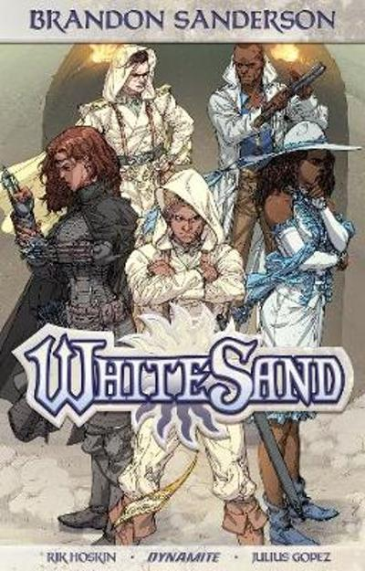 Brandon Sanderson's White Sand Volume 2 (Signed Limited Edition) - Brandon Sanderson