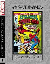 Marvel Masterworks: The Spectacular Spider-man Vol. 1 - Archie Goodwin Bill Mantlo Gerry Conway
