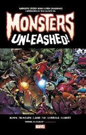Monsters Unleashed: Monster-size - Cullen Bunn Adam Kubert Greg Land