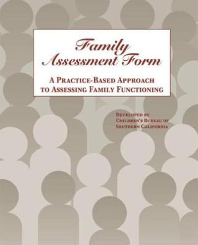 Family Assessment Form - Children's Bureau of Southern California