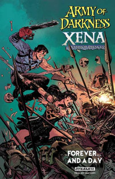 Army of Darkness / Xena, Warrior Princess: Forever and a Day - Scott Lobdell