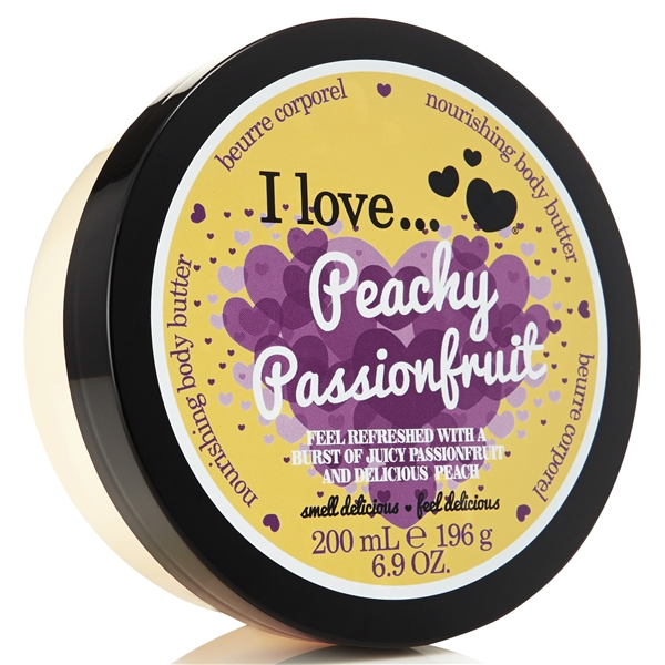 Peachy Passionfruit Nourishing Body Butter - I Love...