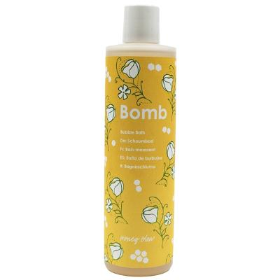 Honey Glow Bubble Bath - Bomb Cosmetics
