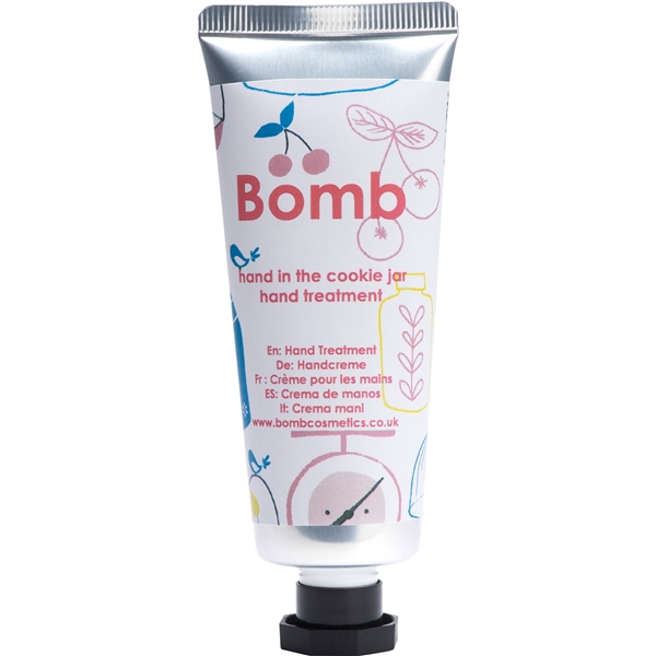 Hand in the Cookie Jar Hand Treatment - Bomb Cosmetics