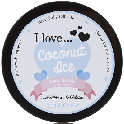 Coconut Ice Nourishing Body Butter - I Love...