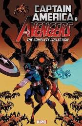 Captain America And The Avengers: The Complete Collection - Cullen Bunn Alessandro Vitti Matteo Buffagni