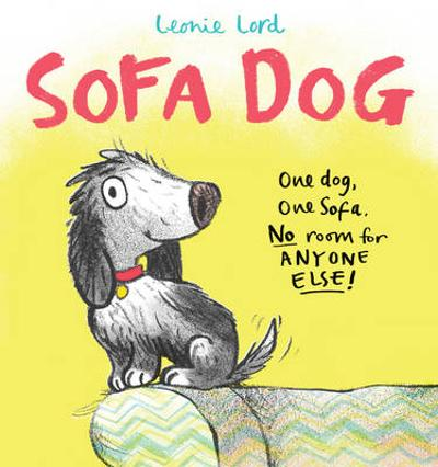 Sofa Dog - Leonie Lord