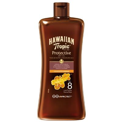 Travel Protective Oil SPF 8 - Hawaiian Tropic
