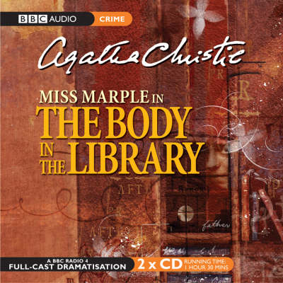 The Body In  Library - Agatha Christie Full Cast Jack Watling June Whitfield Pauline Jameson
