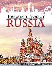 Journey Through: Russia - Anita Ganeri