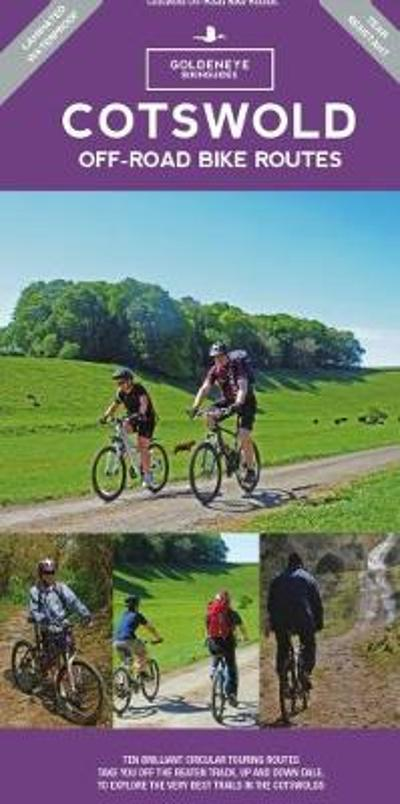 Cotswold off-Road Bike Routes - Al Churcher