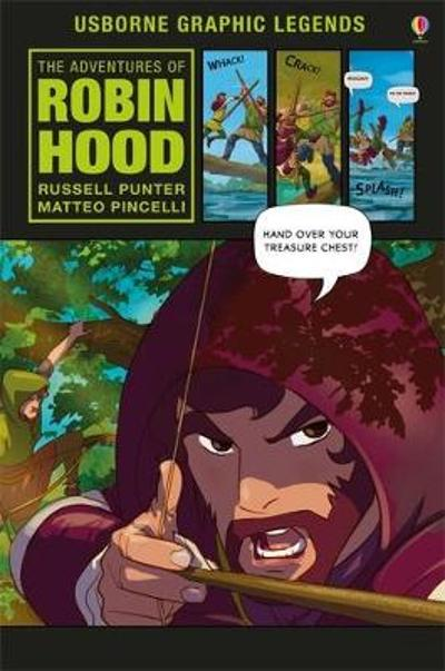 The Adventures of Robin Hood - Russell Punter