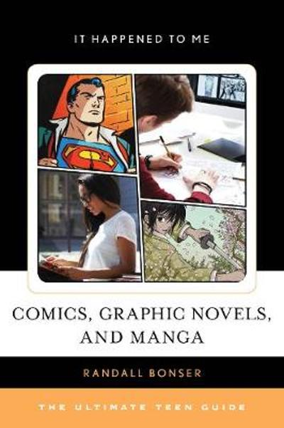 Comics, Graphic Novels, and Manga - Randall Bonser
